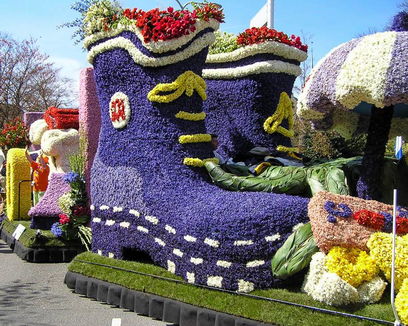 Фестиваль цветов в музеоне 2017